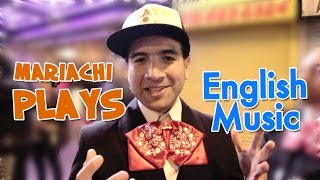 Mariachi Plays English Music?! | #EddieGDoesLondon (Part 1 of 4)