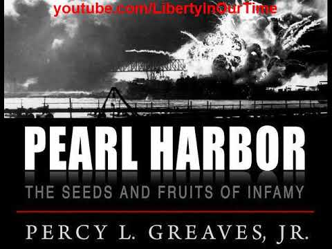 Pearl Harbor (Chapter 18: The Cover-up Begins) by Percy Greaves, Jr.