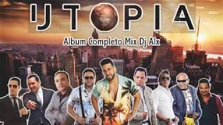 Romeo Santos Nuevo Album  2019 Utopia Completo  Bachata Mix By Dj Alx