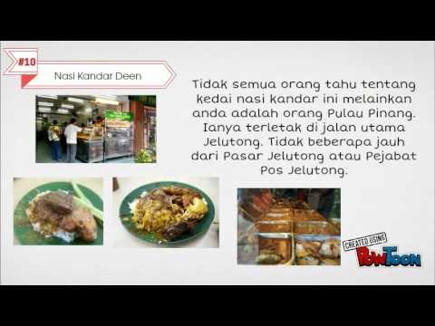 #15 Tempat Makan Best Kat Penang #MYkif #PI1MSgPinang
