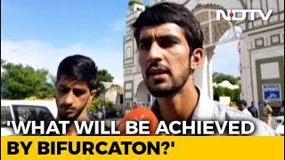 What Kashmiri Students Think Of Government's Move On J&K