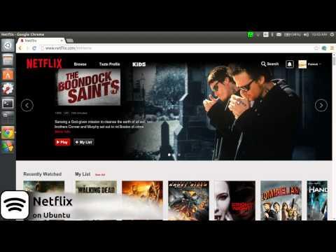 Netflix on Ubuntu!
