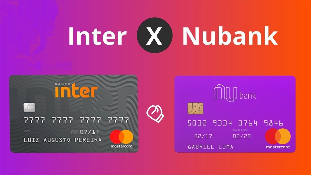 Resultado de imagem para Banco Inter, Agibank ou Nubank