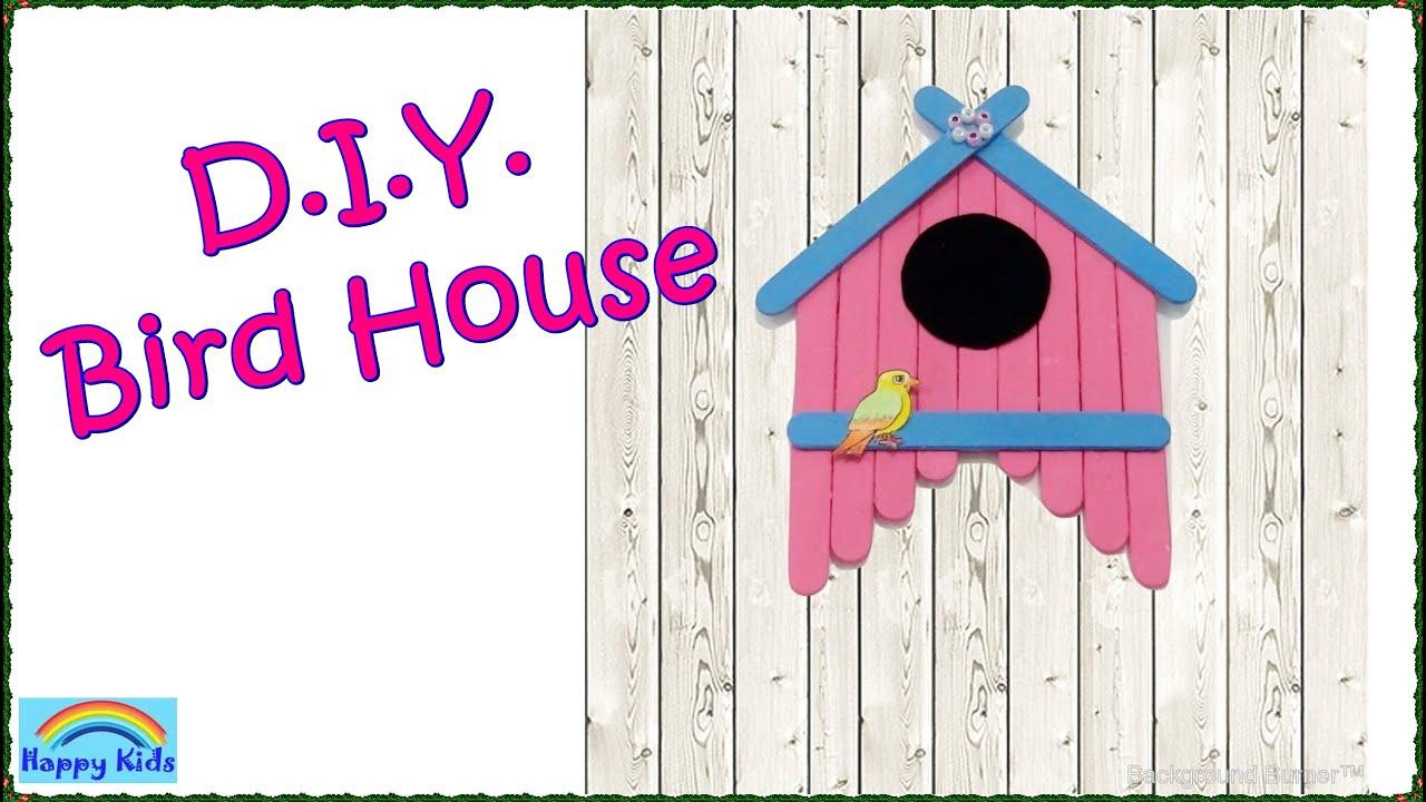How to make a bird house - How To Make A Bird House 17