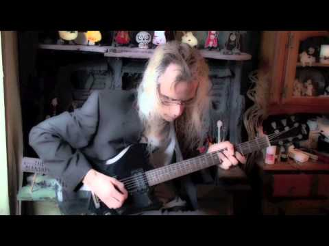 Inexpensive Blues Guitar #2 - Squire S73