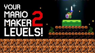 YOUR Mario Maker 2 Levels! [ZELDA EDITION]