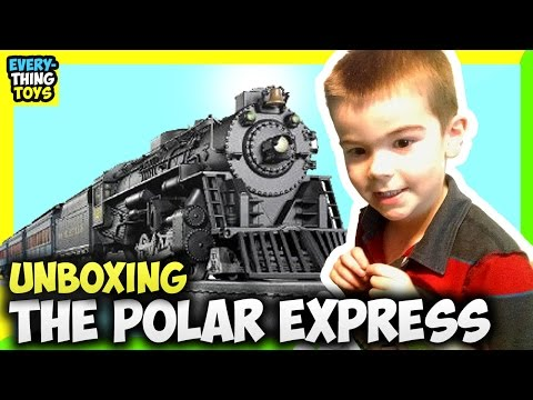 Toy Train Track Plans -Superb Ideas For Getting The Best From Your Polar Express Lionel G Gauge Scale Battery Train Unboxing & Review