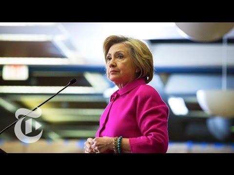 Clinton Talks to Teen About Body Image | Election 2016 | The New York Times