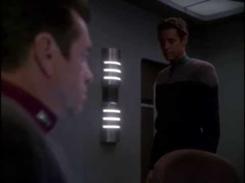 DS9: Bashir confronts Ross about Section 31