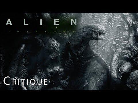ALIEN COVENANT : Critique du film