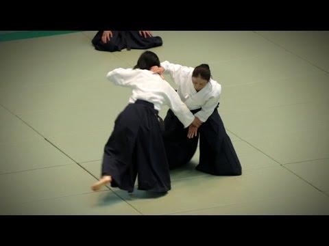 Aikikai Aikido - Okamoto Yoko Shihan - 54th All Japan Aikido Demonstration (2016)