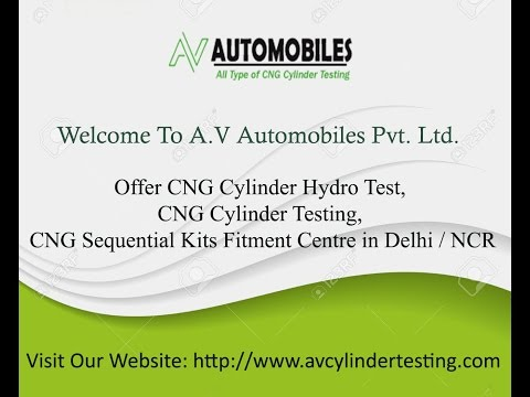 CNG Cylinder Testing Services In Delhi