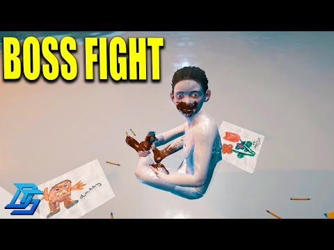 THE FOREST BOSS FIGHT!  - The Forest - Pt. 10 (Release Update)