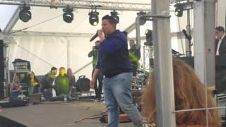 Kerstin Ott Die immer lacht LIVE im K1 in Südtirol