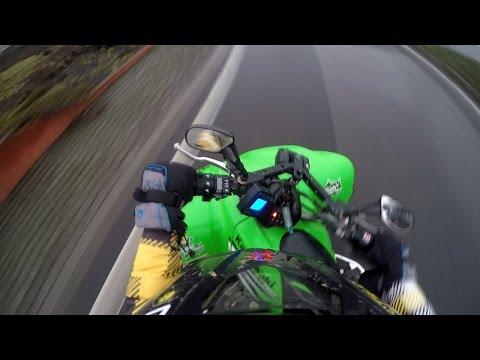 Dynojet kit stage 1 installed - Test ride