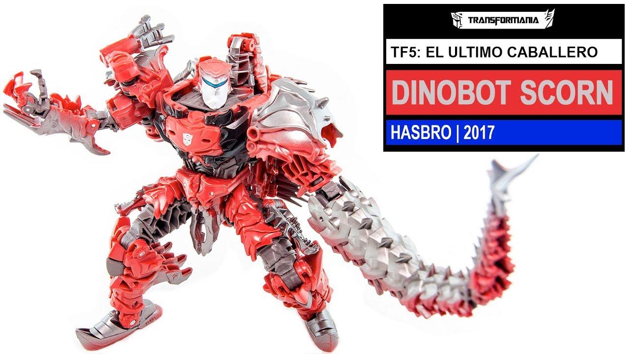 Transformers de la última edición Premier Caballero Decepticon Berserker Figura De Acción