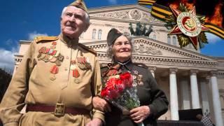 С Днем Победы! Видео открытка 1080p