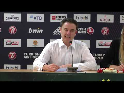 Playoff Game 3 Euroleague Press Conference | Panathinaikos ΒC OPAP Athens vs Real Madrid