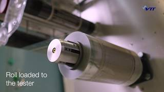 Printed Intelligence: Roll-to-roll testing for printed electronics