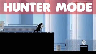 Vector Downtown HUNTER MODE Level 1 To 11 Full Gameplay (3 Stars)!!