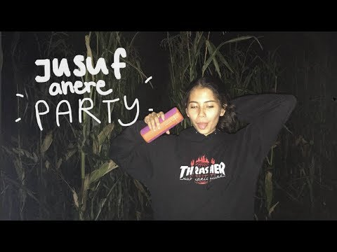 Jusuf anere Party //Vlog 1