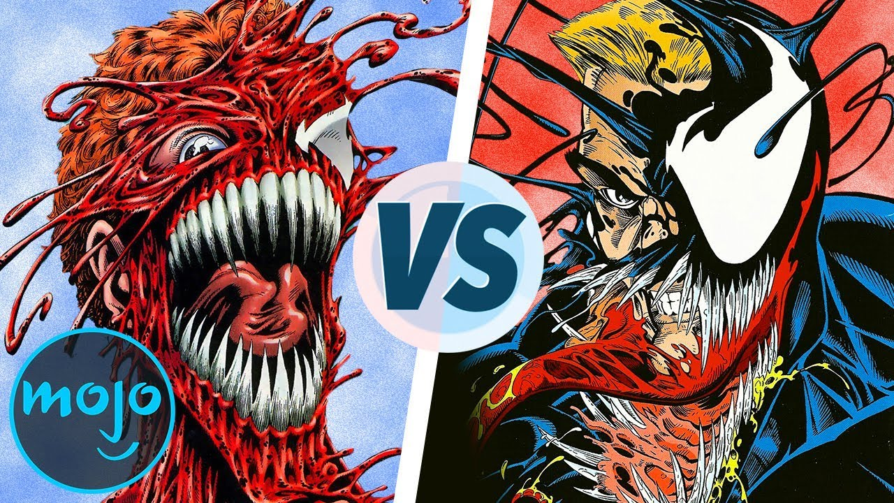 Carnage VS Venom - YouTube