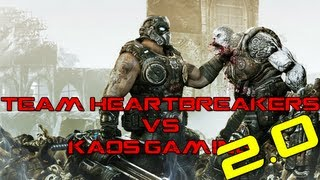 Team Heartbreakers vs KAOS Gaming 2.0! Part 2 - Live Stream Replay (5-20-12)