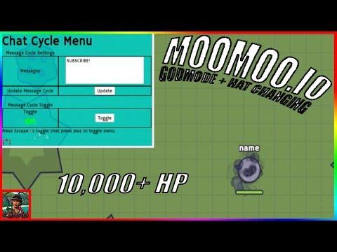 MOOMOO.IO GODMODE/HAT CHANGING HACK W/MOD MENU!! FOR 1.6.9 WORKING 100%