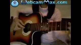 Mong manh tình về guitar