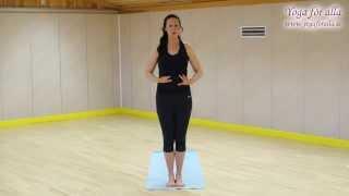 Yoga för alla - Teknik - Fötterna
