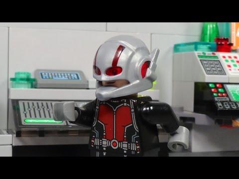 The Lego Ant-Man