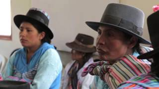 Neri and Milca's Story: Women working to end violence in their community