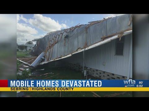 Devastating damage in Highlands County