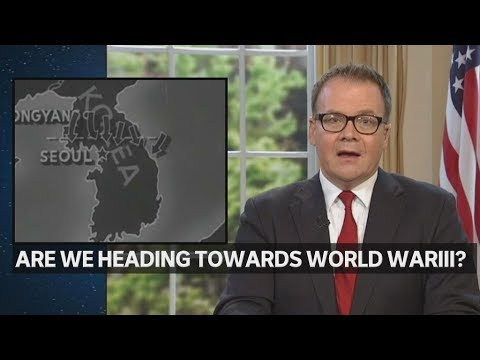 Planet America: Are we heading towards World War III?