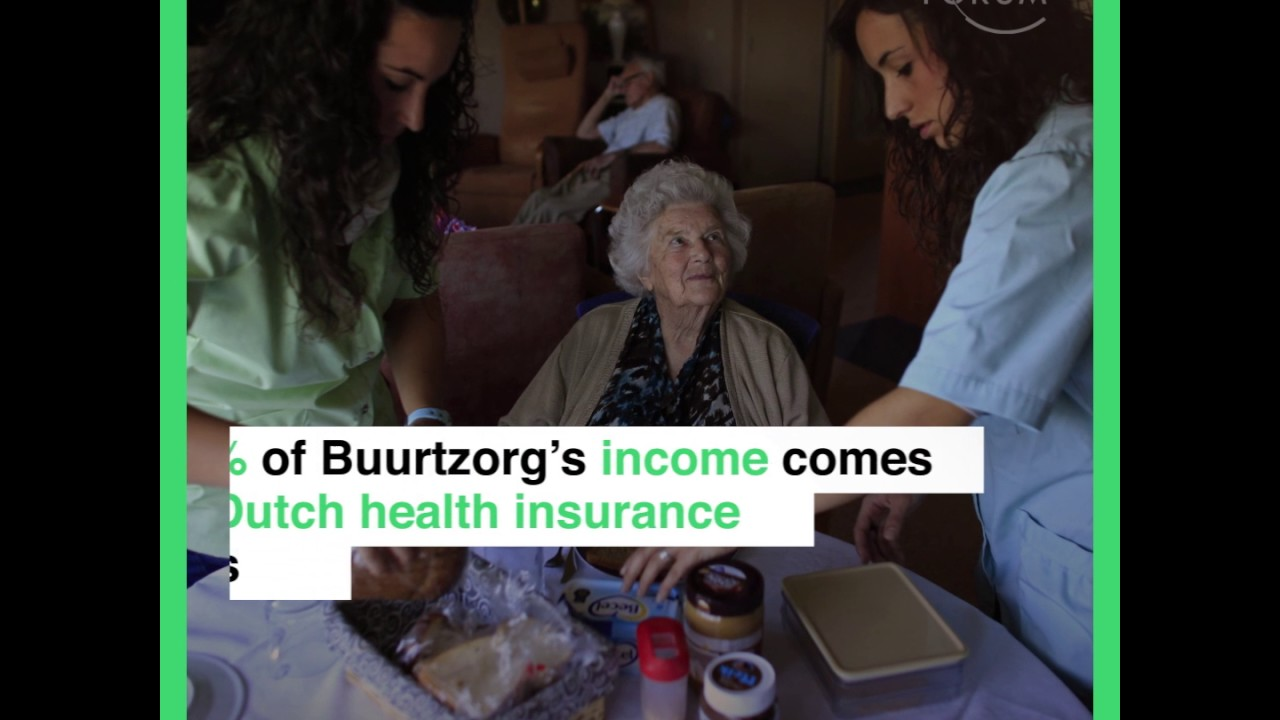 'Buurtzorg' The Dutch word that has revolutionized elderly care