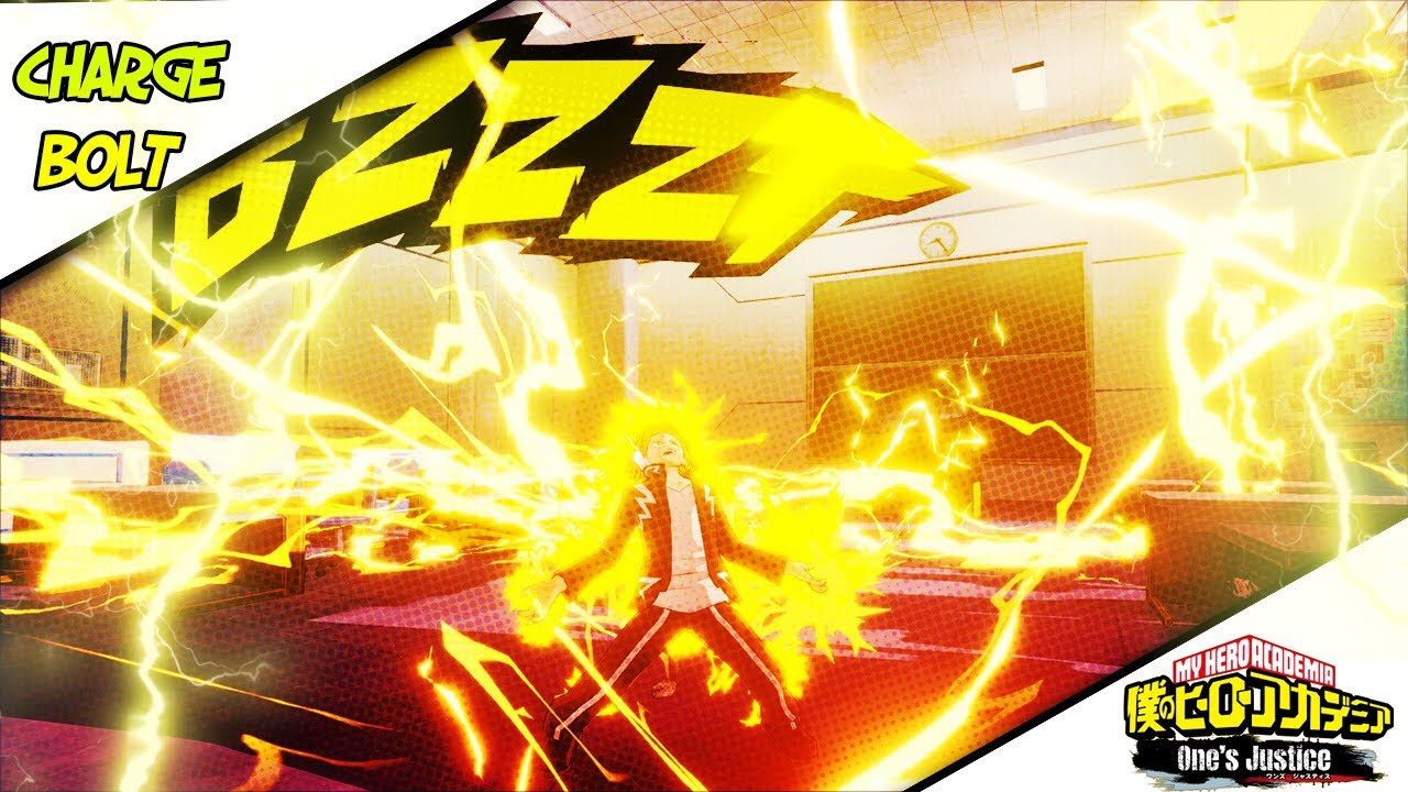 Ride The Lightning My Hero One S Justice Youtube