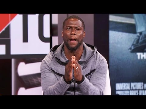 WATCH Kevin Hart's Hilarious Message To Philadelphia Eagles & Their Fans