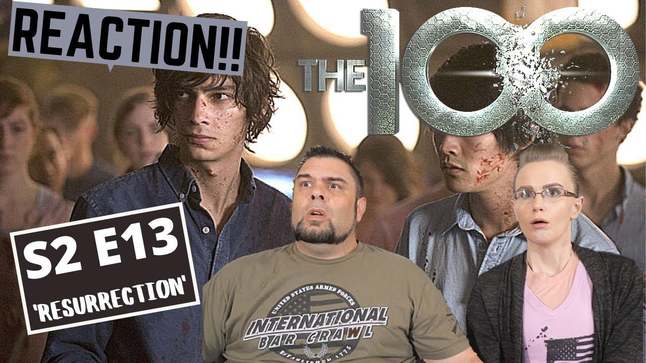 The 100   S2 E13 'Resurrection'   Reaction   Review