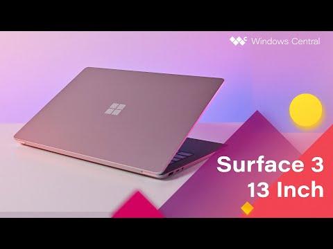 Surface Laptop 3 - 13.5 Review: A delightful laptop