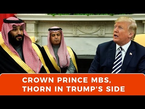 Damaged goods Saudi Crown Prince MbS remains political thorn in Trump's side
