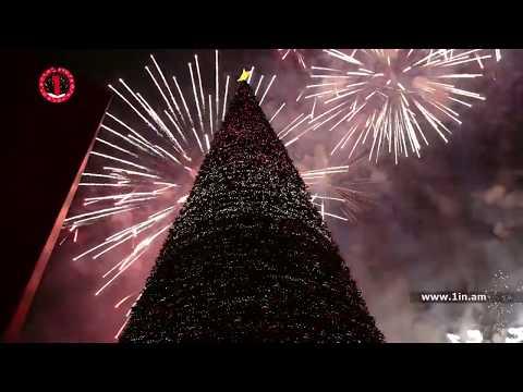 Tур в Aрмению на новый год [2019]