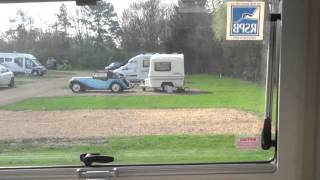 Campsite in the Heart of the New Forest