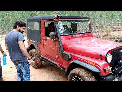 Mahindra Thar Off Road Adventures. Hyderabad, India. Part 3 VLog.