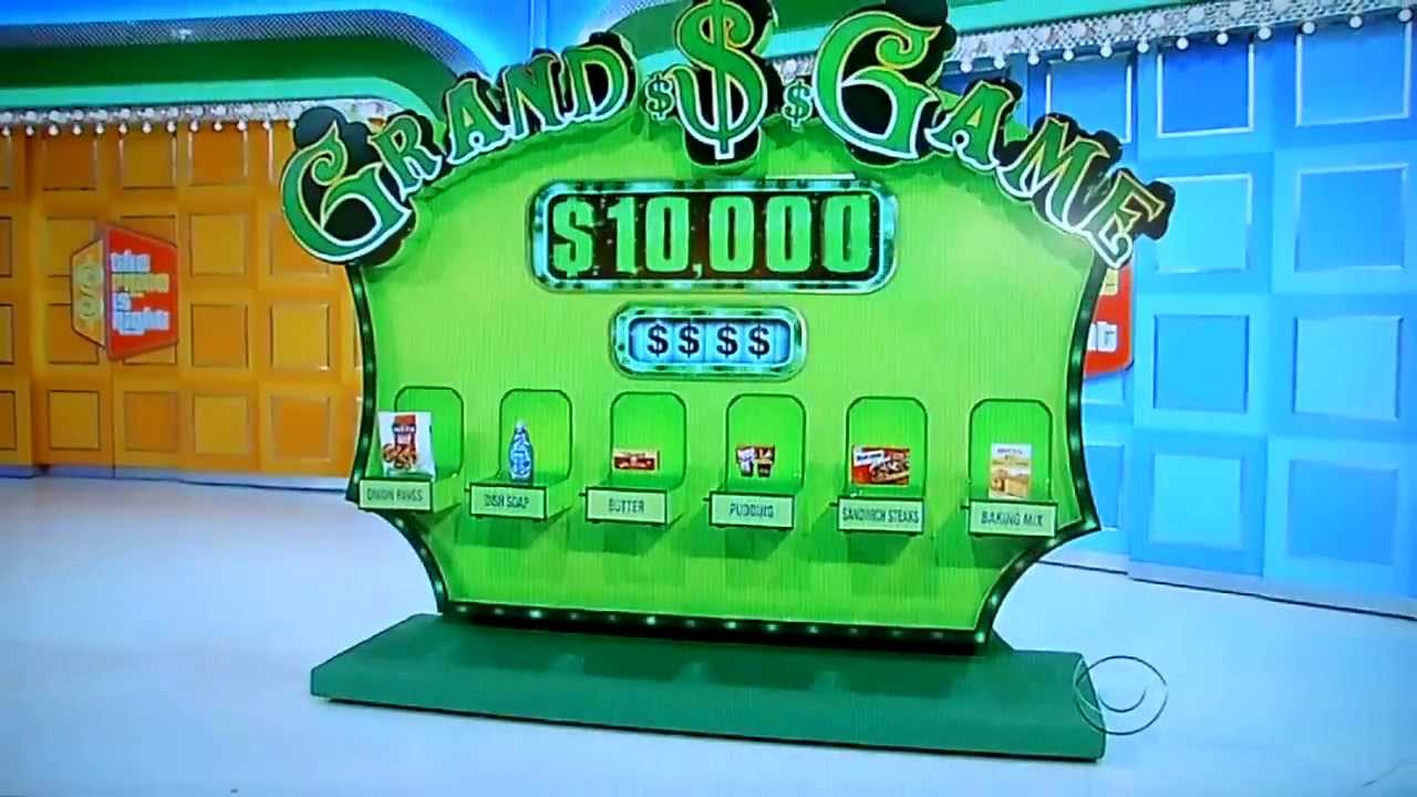 grand casino the price is right