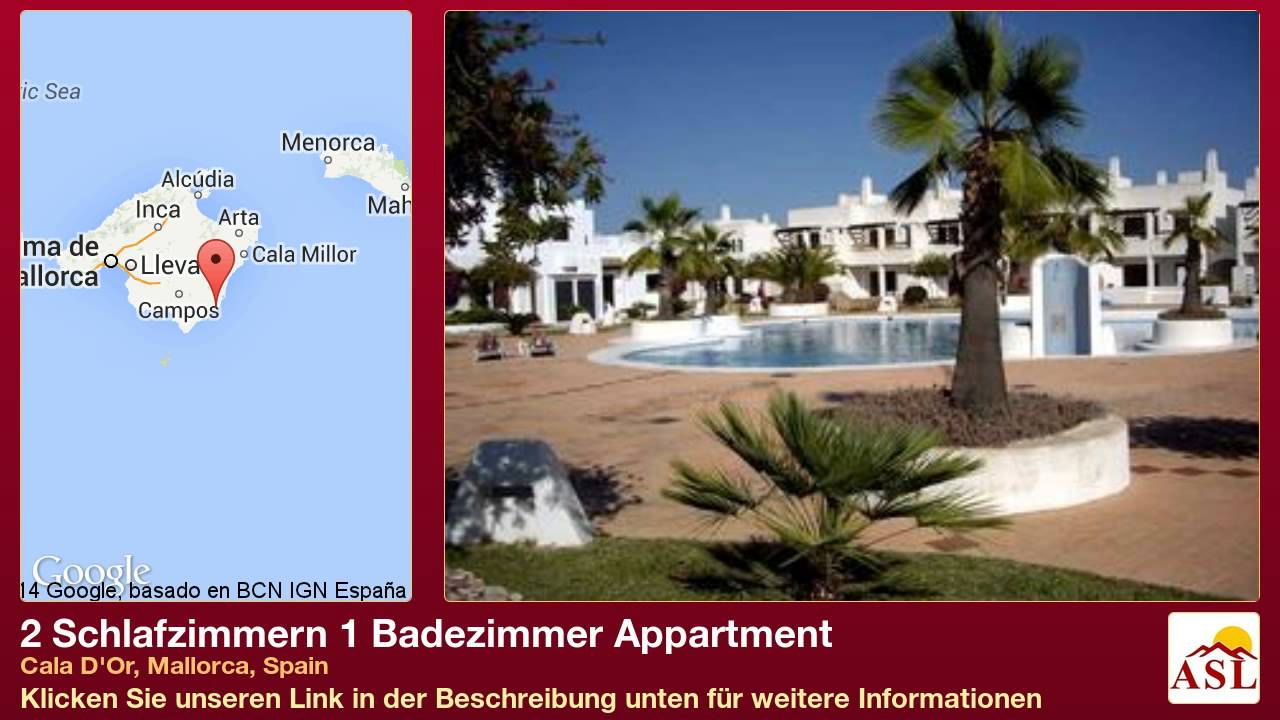 2 Schlafzimmern 1 Badezimmer Appartment Zu Verkaufen In Cala D Or Mallorca Spain Youtube