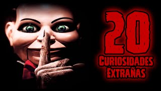 TOPS 20: 20 Curiosidades Extrañas De El Titere (Mary Show) (Dead Silence)