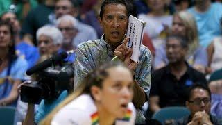 Rainbow Wahine Volleyball 2016 - #15 Hawaii Vs #8 UCLA