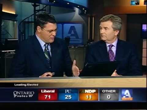 A-Channel Barrie: Ontario Votes - 2007-10-10