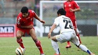 Afghanistan vs Bhutan (Highlights) SAFF Championship 2013