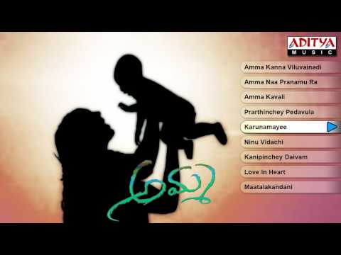 Amma Telugu Album Songs | Mother's Day Special